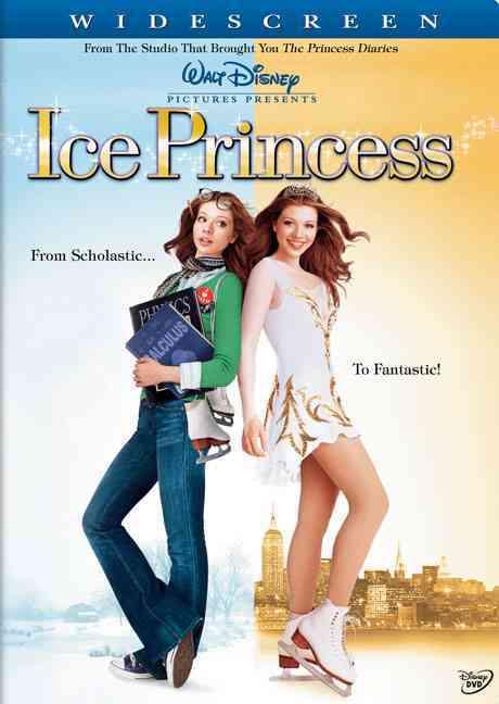 ICE PRINCESS BY TRACHTENBERG,MICHEL (DVD)