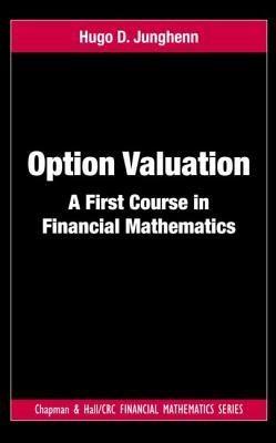 Option Valuation By Junghenn, Hugo D.