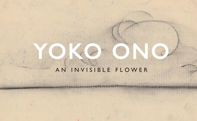 An Invisible Flower By Ono, Yoko